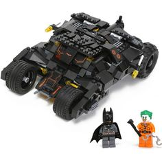 Decool Tumbler Batmobile Batwing Batman Building Blocks Compatible With Lego…