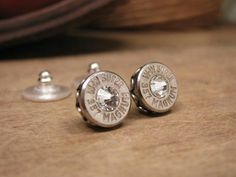 Bullet Earrings #CountryLife #CountryGirl