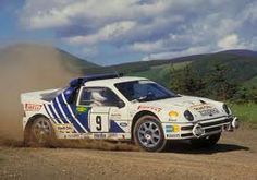 「FORD RS200」の画像検索結果