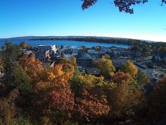 Harbor Springs - Bluff View Web Camera