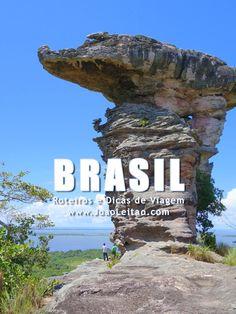 Visitar Brasil - Roteiros e Dicas de Viagem
