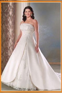 1000 images about moms wedding on pinterest pant suits for Plus size wedding dresses second marriage