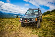Land Rover Discovery 2 Off Road Romania - Album on Imgur