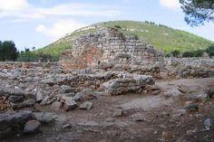Nuraghe di Palmavera, Alghero, Sardegna