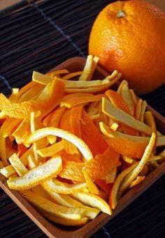 Апельсиновые цукаты   СвежачОК ☺