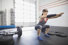 Learn How to Do a Squat Exercise