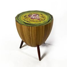 Artichoke Table, $4,449, now featured on Fab. Anybody? Anybody at all?