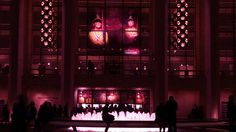 Stop by the Lincoln Center to see The Nutcracker!