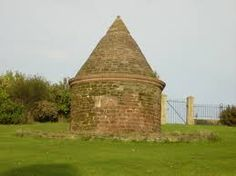 Prince Rupert's Tower on Everton Brow is the Image Used on the Everton FC Badge