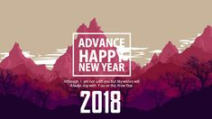 New Year Wishes 2018