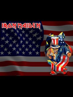 Iron Maiden - Eddie wants you!