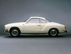 A GP history of the Volkswagen Type 14 Karmann Ghia, an iconic small, sporty coupe.