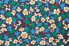 marguerite: textile | minä perhonen