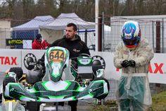 It's rainning men! and his mechanic Kostas Pinis at Circuit, Euro, Challenges, Men, Guys