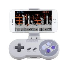 8bitdo SNES30 Wireless Bluetooth Controller Dual Classic Joystick for IOS / - PC: $53.74 End Date: Sunday Feb-18-2018 3:52:56 PST Buy It…