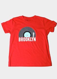 BK Vinyl Kids Graphic T-Shirt
