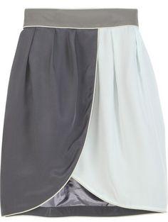 THREAD SOCIAL | Tulip mini skirt