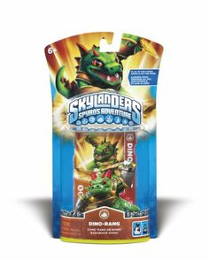 Amazon.com: Skylanders Spyro's Adventure: Dino-Rang: Video Games