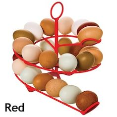 Red Egg Skelter – Sorts your farm fresh eggs for you! - FARMcurious