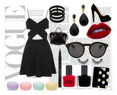 """Vogue Magazine Cover"" by sosa-gabriella on Polyvore"