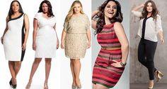 Moda Plus Size para festas de Ano Novo