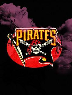 Pirates Logo - Dark Clouds Taustakuva BlackBerry PlayBook