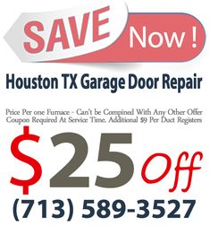 Mart Garage Door Repair Houston TX is your number one choice of services for your garage because of its experience as well as it skilled professionals who have day after day provided superior services to their customers.