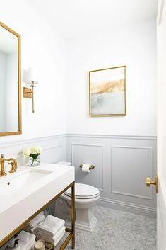 8 Budget-Friendly Powder Room Ideas