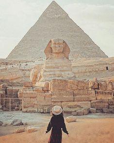 Les trésors de L'Egypte
