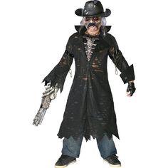 Widow Maker western costume child medium