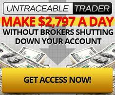 Untraceable Trader