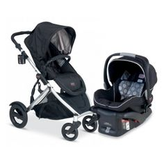 2b62ead04902b Britax B-Ready Travel System Black Best Baby Items