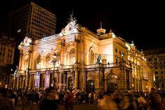 Theatro Municipal (Foto: Pedro Angelini)