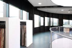 Master Totaalinrichting showroom 2010