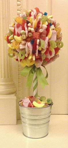 Pick 'n' Mix Candy Tree www.candytreescambridge.co.uk