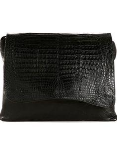 foldover satchel