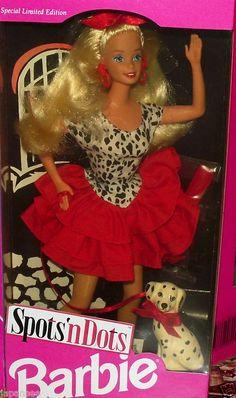 1993 Spots & Dots Barbie