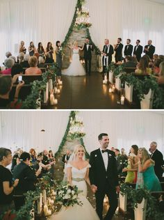 AN INTERTWINED EVENT: STUNNING SCARLET AND EMERALD WEDDING #intertwinedevents