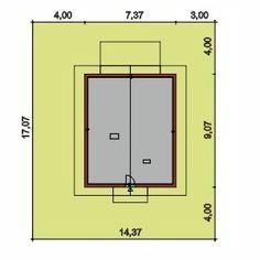 Usytuowanie na działce budynku według projektu Domek Mały 004 ES Lockers, Locker Storage, Floor Plans, Home Decor, Decoration Home, Room Decor, Locker, Home Interior Design, Floor Plan Drawing