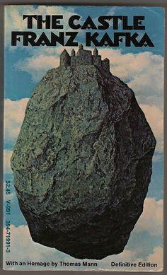 @Toby Lowenfels :  The Castle by Franz Kafka by JesPatMart, via Flickr