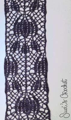 Crown Imperial Lace Scarf - Suvi's Crochet - free crochet pattern Beginning Of Spring, Lace Scarf, Crochet Scarves, My Sunshine, Really Cool Stuff, Free Crochet, My Design, Crochet Patterns, Arts And Crafts