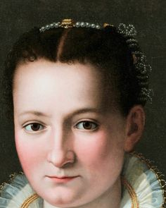 Young Woman by Alessandro Allori, c.1580