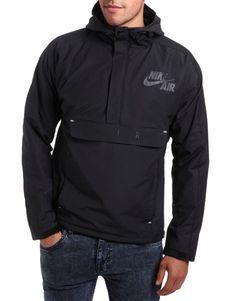 Nike Gravity Half Zip Hooded Jacket - JD Sports