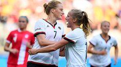 Der Traum vom Finale im Maracana wird wahr: Die Frauen-Nationalmannschaft hat…