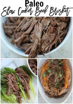 Paleo Beef Brisket