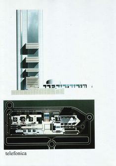CONCURSO para JAVIER CARVAJAL FERRER Electronics, Architectural Firm