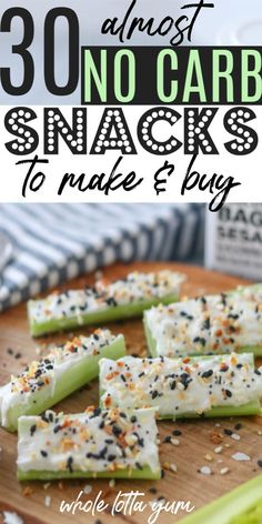 No Carb Snacks, No Carb Recipes, Keto Snacks, No Carb Foods, Zero Carb Meals, Zero Carb Diet, No Carb Food List, Diabetic Snacks, Primal Recipes