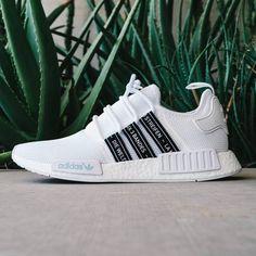 "2c48c8c183c5 Sneaker Freaker on Instagram  ""Sometimes the simplest customs are the best.  📷    randythecobbler and  ManorPHX  sneakerfreaker  snkrfrkr  adidas  nmd  ..."