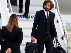 Andrea Pirlo, Cooler than ice H Style, Style And Grace, Style Icons, Andrea Pirlo, Football Icon, Italian Men, The Right Stuff, Gentleman Style, Well Dressed