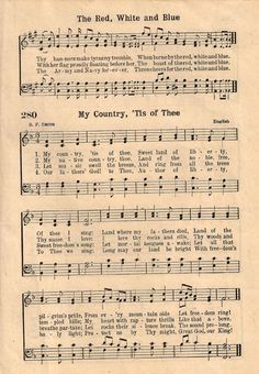 We should all know these old songs that unite Americanpeople when singing them!